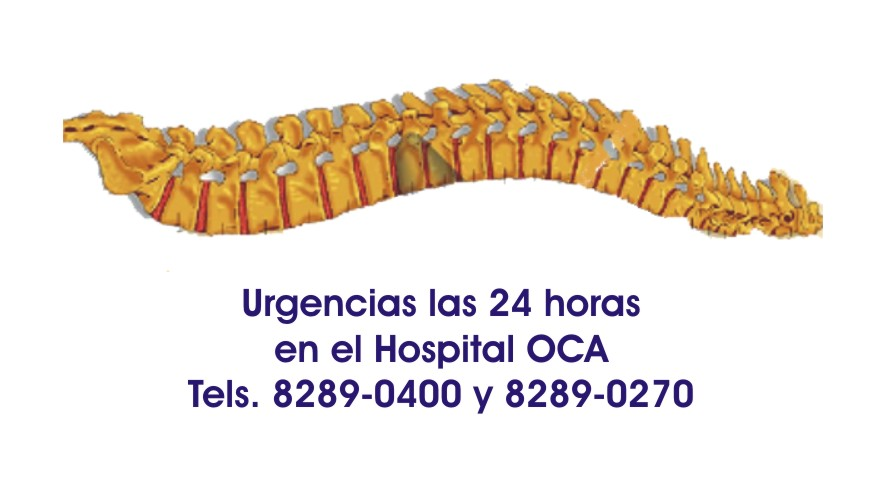Dr. Oscar Hernández Bocanegra NEUROCIRUGÍA, NEUROLOGÍA Y COLUMNA VERTEBRAL